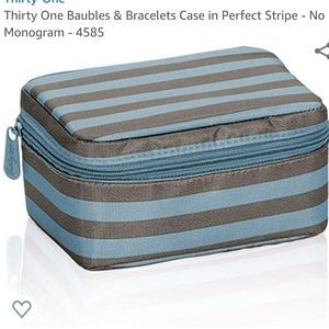 THIRTY-ONE baubles and bracelets in perfect stripe